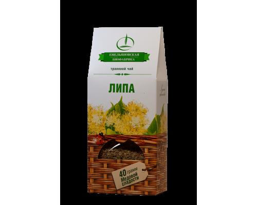 Травяной чай липа 40 гр
