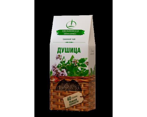 Травяной чай душица 40 гр