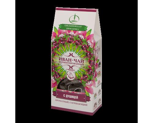 Иван-чай с душицей в пирамидках 30гр