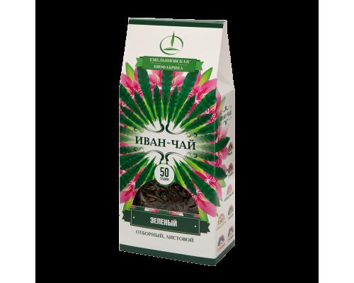 Иван-чай зеленый 50 гр